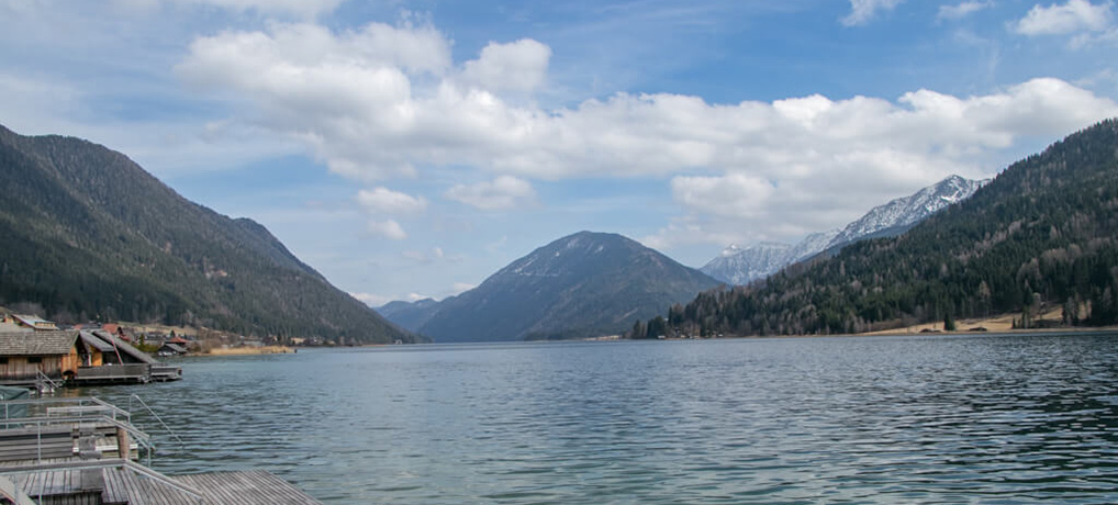 Weissensee Panorama