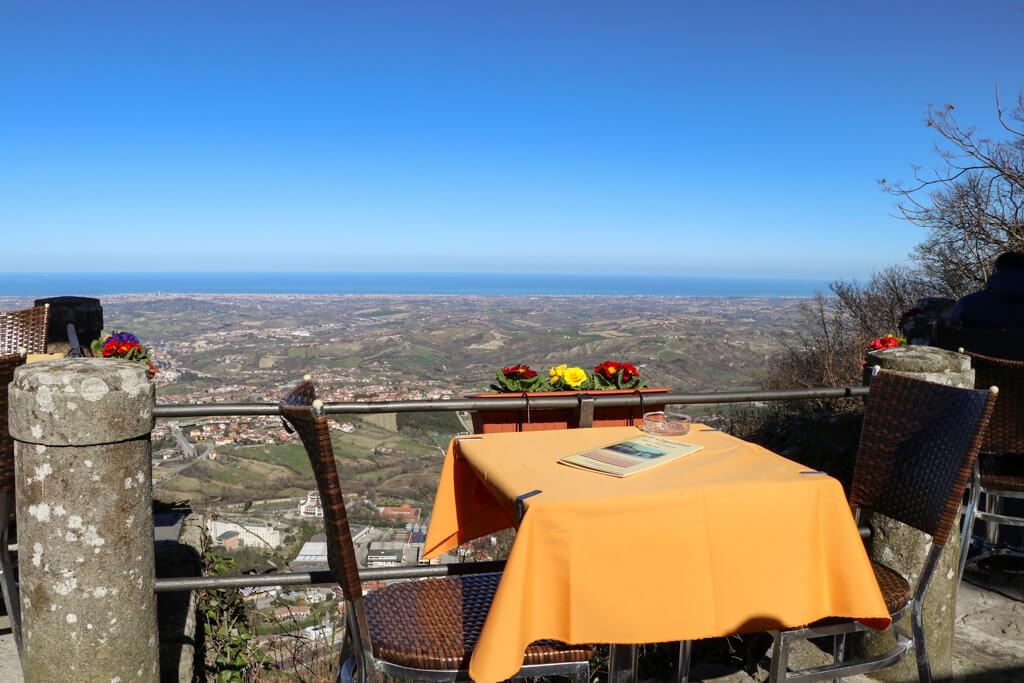La Capanna San Marino