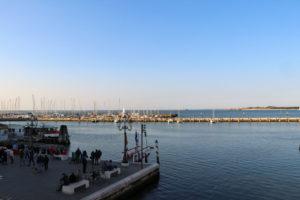 Chioggia Hafen