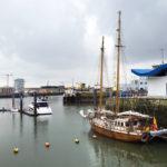 Ostende Hafen