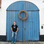 Holztor am Hofstede De Stamper