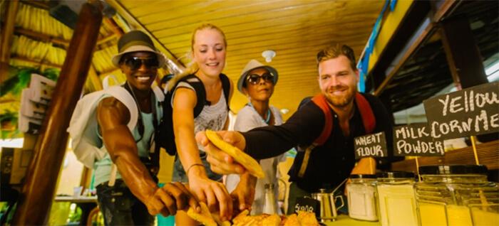 Pastechi - photo credit: Aruba Tourism Authority