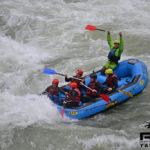 Rafting Spaß auf der Enns