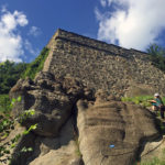 Einstieg Leopold-Klettersteig