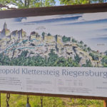 Infotafel Klettersteig Riegersburg