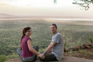 Lake Manyara vom Panorama Safari Camp