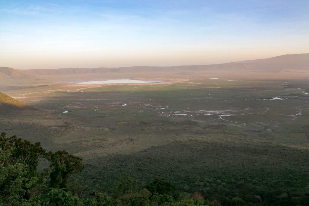 Ngorongoro Krater Überblick
