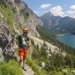 Leopoldsteinersee Klettersteig