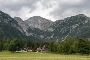 Ramsau am Dachstein Unterkunft mit Bergblick