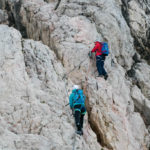 Schulteranstieg-Klettersteig auf den Hohen Dachstein