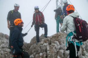 Hoher Dachstein Gipfel Talk
