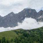 Hoher Dachstein Wolkenpanorama