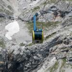 Gondel Dachstein Gletscherbahn