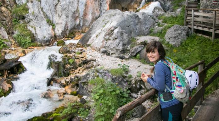 Silberkarklamm Klettersteige