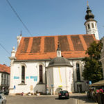 St. Andrä Kirche in Graz
