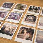 Polaroid-Fotos von Instant Tour durch Graz