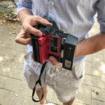 Einschulung Polaroid SX-70