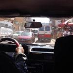 Madagaskar Taxi Verkehr