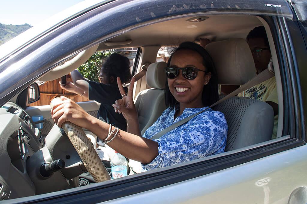 Roadtrip Auto Madagaskar