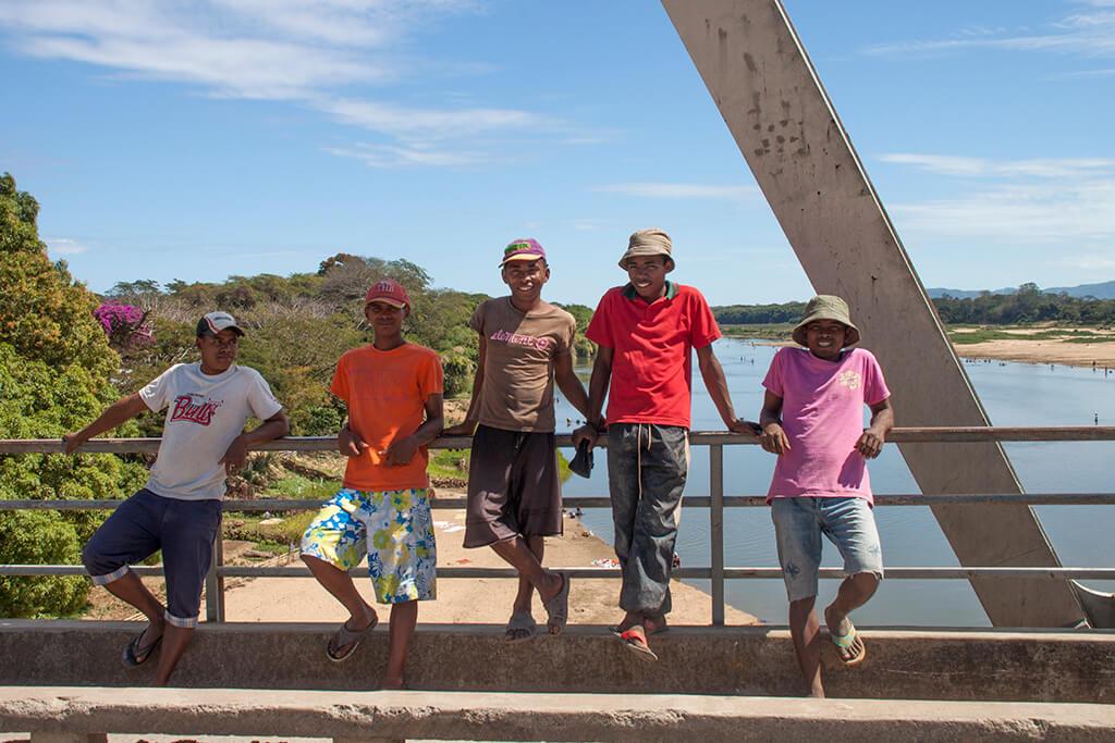 Essen im hotely Madagaskar