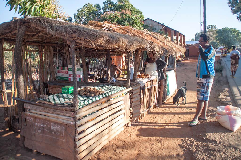 Madagaskar frittierter Teig