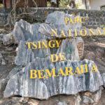 Unterwegs im Nationalpark Tsingy de Bemaraha