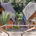 Hotel Feon'ny ala Andasibe Blick Bungalows
