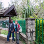 Andasibe Mantadia Nationalpark Eingang