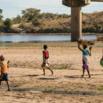 Madagaskar Leben am Fluss