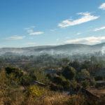 Rauchschwaden in Madagaskar: Holzkohle