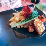 Crevette im Karibu Restaurant
