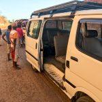 Erzwungener Fahrzeugwechsel in Madagaskar