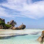 Unser schönster Reisemoment auf La Digue, Seychellen