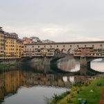 Ponte Vecchio im Herbst