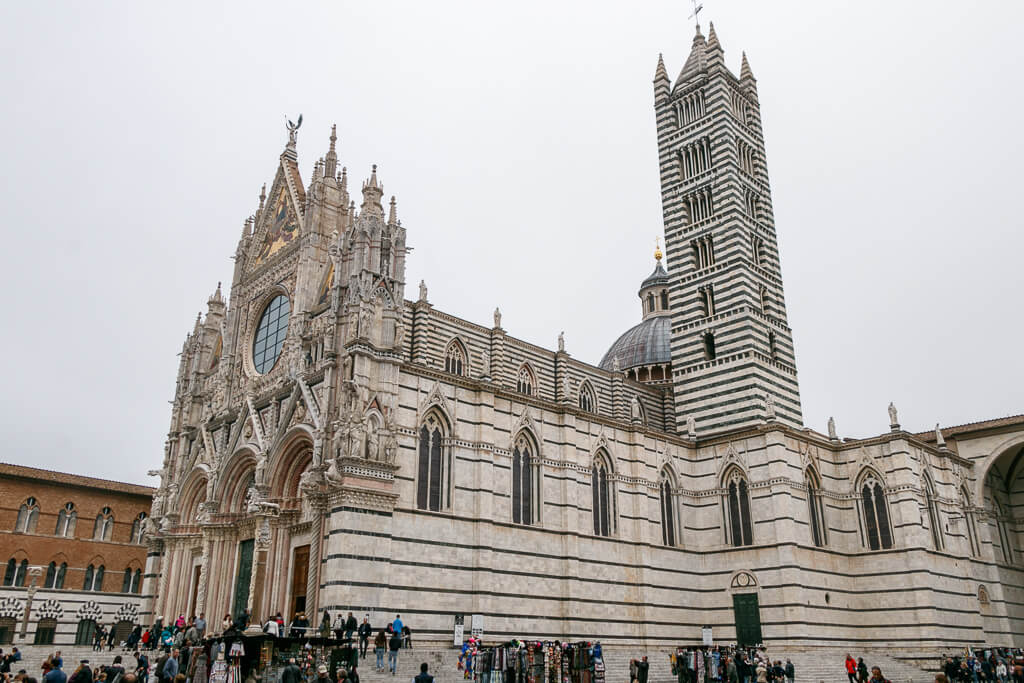Pinocchio Figuren San Gimignano