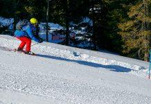 Up in die Berge - Skifahren in Österreich