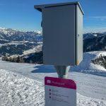 Photopoint im Skigebiet
