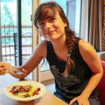 Abendessen im eigenen Apartment im ADLER RESORT Hinterglemm