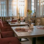 Abendessen im hoteleigenen Altitude-Restaurant