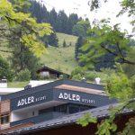 Adler Resort Hinterglemm im Frühsommer