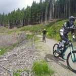 Mountainbiken im Aktivurlaub im ADLER RESORT Hinterglemm