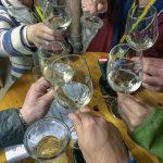 Weinverkostung in Illmitz