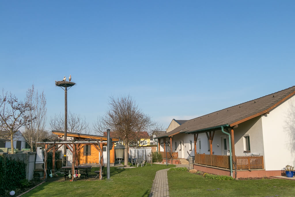 Gästehaus Zur Langen Lacke in Apetlon