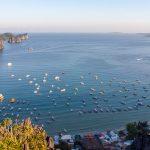 Bucht von El Nido auf Palawan - Reiseplanung Philippinen (Facebook)