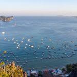 Bucht von El Nido auf Palawan - Reiseplanung Philippinen (Twitter)