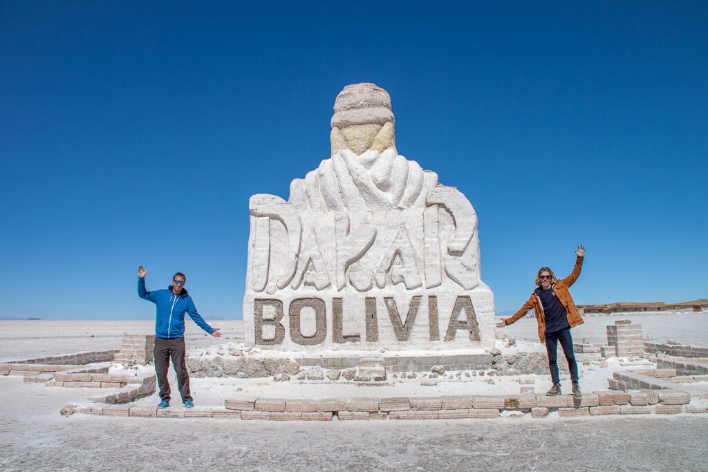 Dakar Bolivia