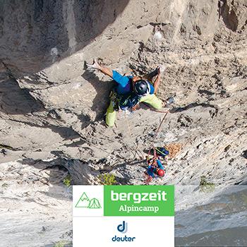 Bergzeit Alpincamp Gewinnspiel Deuter