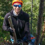photo credit: Emanuel Ulz - Flo beim Klettersteig-Ausstieg