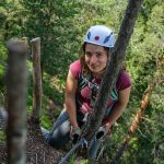 photo credit: Emanuel Ulz - Cori beim Klettersteig-Ausstieg