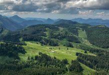 Nationalpark Kalkalpen Almen im Hintergebirge
